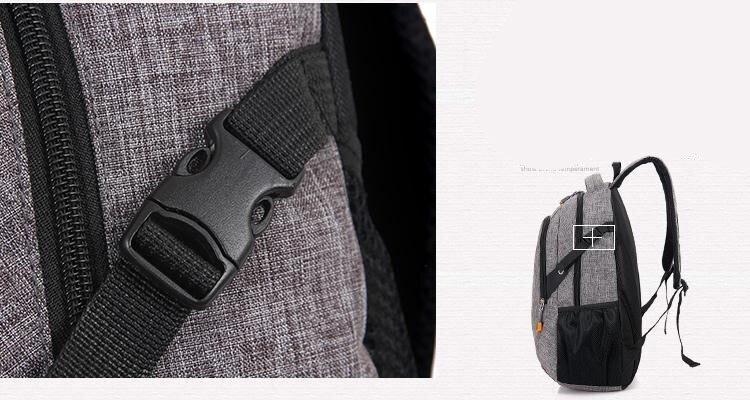 Outdoor Waterproof Nylon Backpacks